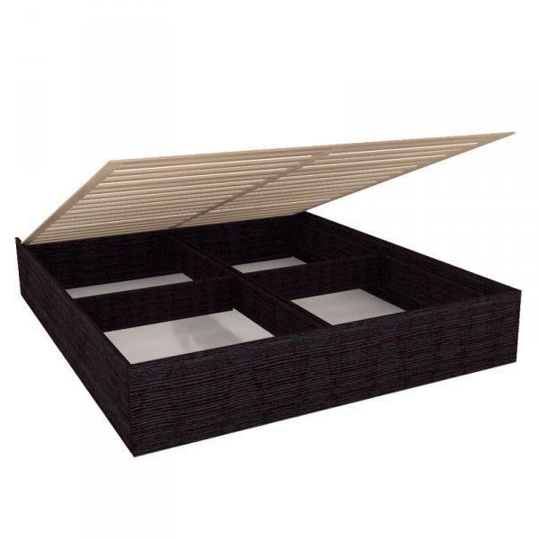 Корпус кровати 1600 «Соната» с подъемным механизмом (ЛД 628.090)