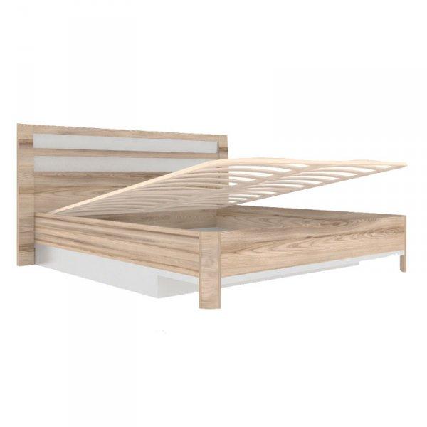 Кровать 1200 «Марта» (с подъемным механизмом)