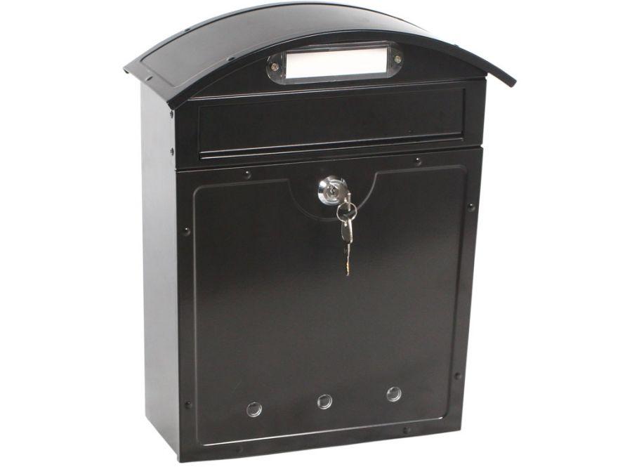 Ящик почтовый «LT-02 Black»